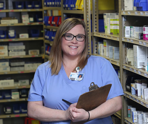Michelle Witcik, Pharmacy Assistant